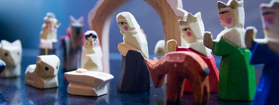 Kinder- Kerst- Gezinsdienst De Hoeksteen